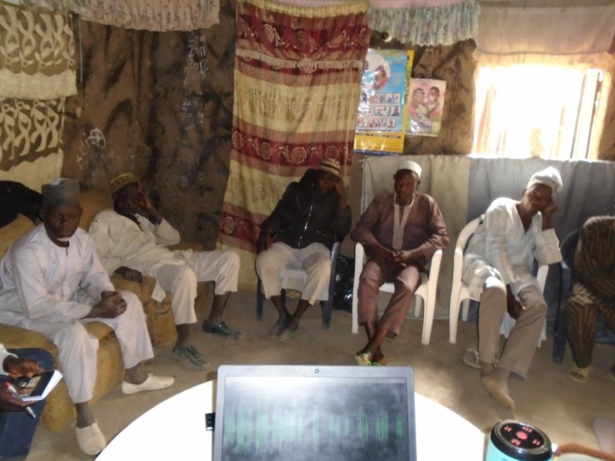 coronavirus food distribution in nigeria